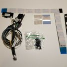 Samsung UN55H7150AFXZA T-con Ribbon BN96-32005A LVDS Cable Set Power Button WiFi