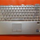 Dell XPS M1330 Palmrest Touchpad with Keyboard 0HX105 0RW683 CN-0MU194