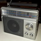 Vintage Realistic Portavision-60 Multi Band Radio Receiver 12-781 AM/FM/TV1/TV2/UHF