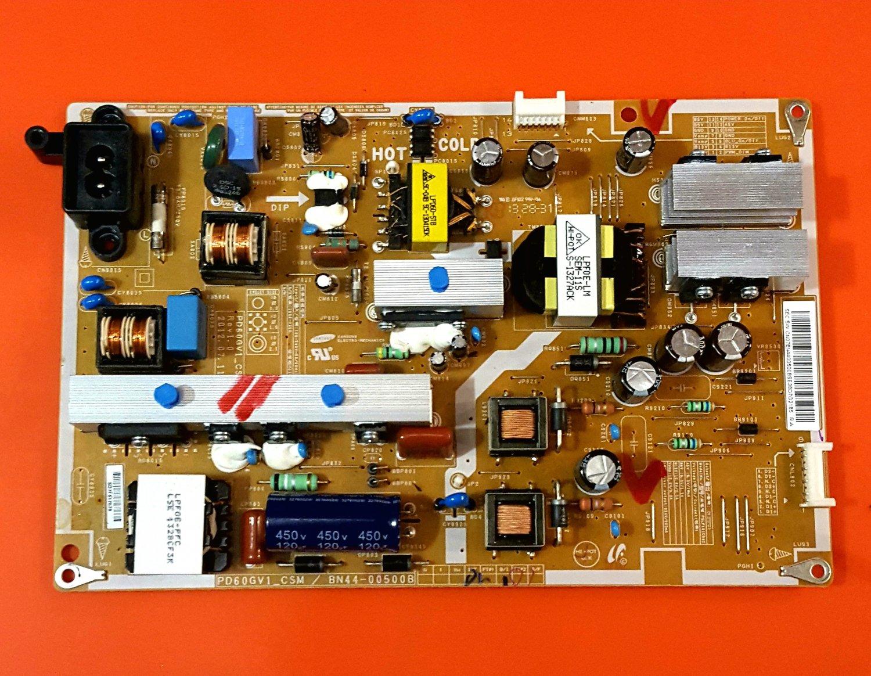 SAMSUNG BN44-00500B PD60GV1_CSM POWER SUPPLY  UN60EH6002FXZA, UN60EH6003FXZA