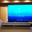 Sony SLV-D360P DVD/VCR Combo Player Recorder Silver