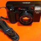 Vintage Canon ML AF35ML Point & Shoot Film 35mm Camera w/ Strap