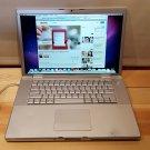 "Apple MacBook Pro 15"" Laptop 2GHz - A1150 Early 2006 AS IS"