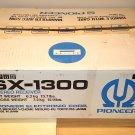 Vintage Pioneer SX-1300 Amplifier Receiver