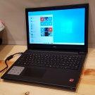 Dell Inspiron 15 3000  Touchscreen Laptop AMD A6-6310 8GB RAM 120GB SSD Win 10