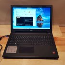 """Dell Inspiron 15 3000 Laptop 15.6"""" LED Touch AMD A6-6310 Quad 1.80GHz / 8GB RAM / 128GB SSD / WIN 10"""