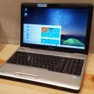 """Toshiba Satellite L505-S5964 15.6"""" Laptop Intel T4200 250GB HDD 4GB RAM Win 10"""