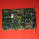 FOXCONN MIO-400 KF ISA Expansion Board Multi I/O Controller Card Serial Parallel IDE FDC