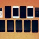 Lot of 11 Apple iPod's Mixed model iPod A1241 A1288 A1367 A1208 A1137