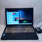 "ASUS Q500A  15.6"" Win 10 Laptop Core i5-3210M 2.5GHz, 6GB RAM, 1TB HDD"