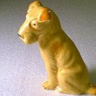 Ceramic Terrier ? Made in Japan Figurine Ornament