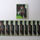 Lot of 10 1981 Topps Robert Parish #6 NRMT
