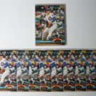 Lot of 10 1991 Topps Stadium Club Greg Maddux #126 NMMT