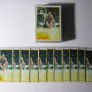 Lot of 10 1981 Topps George Gervin #37 NRMT