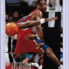 1996-97 Fleer Allen Iverson #325 Rookie MINT