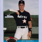 1991 Stadium Club Jeff Bagwell #388 Rookie NMMT