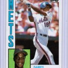 1984 Topps Darryl Strawberry #182 Rookie NRMT