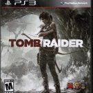 Tomb Raider PS3 Playstation 3 Square Enix