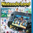 Nintendo Land Wii U Game