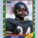 1986 Topps Walter Payton #11 NMMT