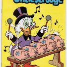 Uncle Scrooge #197 Walt Disney Whitman 60 Cent Comic Book