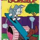 Scamp #40 Walt Disney Gold Key 35 Cent Comic Book