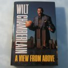 Wilt Chamberlain NBA HOF Signed Hardcover Book Rare Inscription