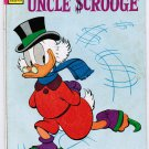 Uncle Scrooge #111 Walt Disney Gold Key 20 Cent Comic Book