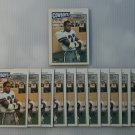 Lot of 20 1987 Topps Tony Dorsett #263 NMMT