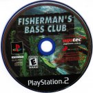 Fisherman's Bass Club Playstation PS2 Game