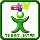 Turbo Lister 2 eBay Professional Selling Software Full Version