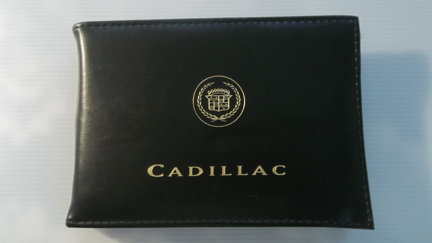 Genuine Cadillac Owner's Manual Holder