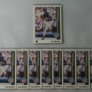 Lot of 12 1989 Upper Deck Greg Maddux #241 NMMT