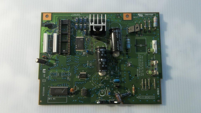 Okidata Oki MicroLine 320 Turbo Logic Board 43720899