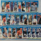 Lot of 27 1987 Fleer Star Cards Sierra Larkin Ryan Boggs Mattingly Bonilla
