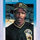 1987 Fleer Barry Bonds #604 Rookie NMMT