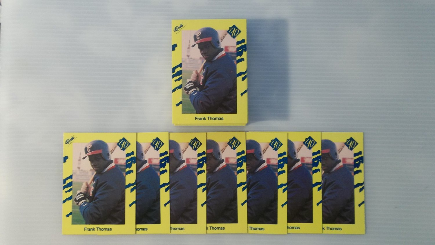 Lot of 35 1990 Classic Frank Thomas #T93 Rookie NMMT