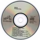 Bach Greatest Hits CD