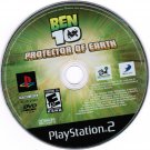 Ben 10 Protector of Earth PS2 Playstation 2 Game