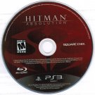 Hitman Absolution PS3 Playstation 3 Game