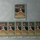 Lot of 10 1981 Donruss Tom Seaver #422 NMMT