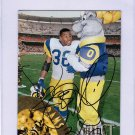 Jerome Bettis Hand Signed Autographed 1994 Select Football Card
