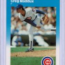 1987 Fleer Update Glossy Greg Maddux #U-68 Rookie NMMT