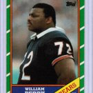 1986 Topps William Perry #20 Rookie NRMT