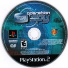 Eye Toy Operation Spy PS2 Playstation 2 Game