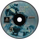 ATV Quad Power Racing PS1 Sony Playstation 1 Game