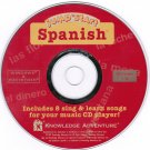 Spanish Jump Start Learning Ages 4-7 PC CD Rom Software