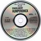An Evening with Englebert Humperdinck by Royal Philharmonic Orchestra CD