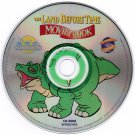 The Land Before Time Animated Movie Book PC CD Rom Software