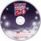 Now That's What I Call Music! 20 by Various Artists CD